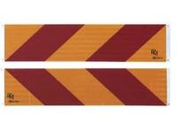Tabule reflexní tahač 565x140mm Al-1mm  EHK-OSN č. 70.00 - pár