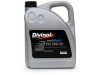 Olej motorový  5W30 DIVINOL syntetický - 5l