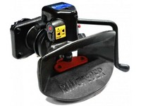 RINGFEDER 4040 G150 -B- čep 40mm příruba 160x100mm
