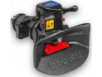 RINGFEDER 4040 G145 -A- čep 40mm příruba 140x80mm