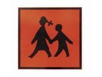 Tabulka A 400x300mm - magnetická fólie - přeprava dětí