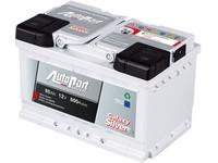 Autobaterie 12V  85Ah AUTOPART GALAXY SILVER 800A 278x175x190mm