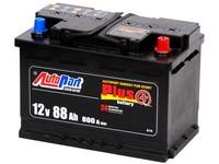 Autobaterie 12V  88Ah AUTOPART PLUS 800A 278x175x191mm