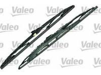 Lišta stěrače VALEO C6540 - 650 + 400 mm (SP) P206, MAZDA 5
