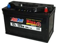 Autobaterie 12V 125Ah AUTOPART PLUS 950A 342x175x230mm