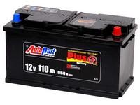 Autobaterie 12V 110Ah AUTOPART PLUS 950A 353x175x190mm