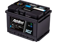 Autobaterie 12V  66Ah AUTOPART GALAXY PLUS 590A 242x175x190mm