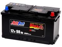 Autobaterie 12V  98Ah AUTOPART PLUS 850A 353x175x190mm