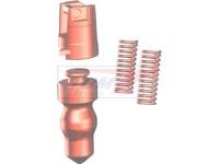 Čep spřáhla 40mm RINGFEDER typ 4040, 4045, 4047 G135-150