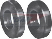 Gumová pružina uložení RINGFEDER typ G145-150, G4-5; 86, 864-865, 2040, 80, 6041-6061