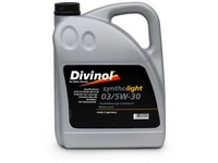 Olej motorový 03/5W30 DIVINOL - 5l