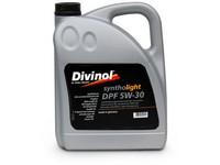 Olej motorový  5W30 DIVINOL DPF - 5l