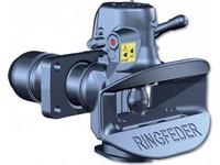 RINGFEDER 5050 -A- se senzorem čep 50mm příruba 160x100mm