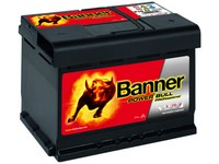 Autobaterie 12V  50Ah POWER BULL PROfessional 400A 210x175x175mm