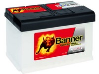 Autobaterie 12V  84Ah POWER BULL PROfessional  720A 315x175x190mm