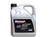 Olej motorový  5W-40 synt. DIVINOL Syntholight -  5l