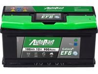 Autobaterie 12V 100Ah AUTOPART GALAXY EFB Start-Stop 900A 353x175x190mm