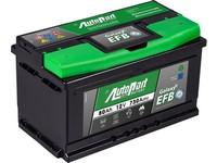 Autobaterie 12V  80Ah AUTOPART GALAXY EFB Start-Stop 730A 315x175x175mm