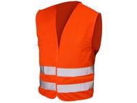 Vesta reflexní - oranžová