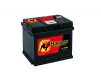 Autobaterie 12V 45Ah STARTING BULL 400A