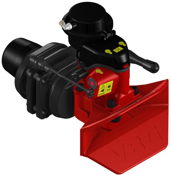 Závěsná zařízení VBG - 40 mm