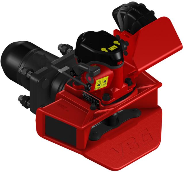 Závěsná zařízení VBG - 50 mm